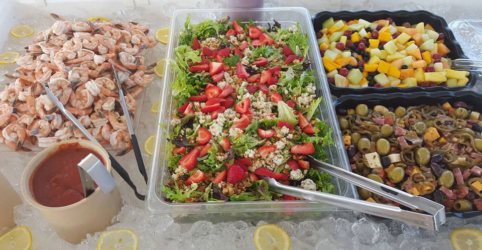 Custom Catering Appetizers for your next event.