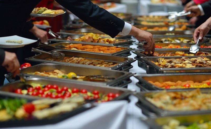 Outer Banks Catering / Events / Wedding Menu
