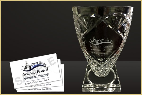 Outer Banks Seafood Festival Peoples Choice 2017 Winner