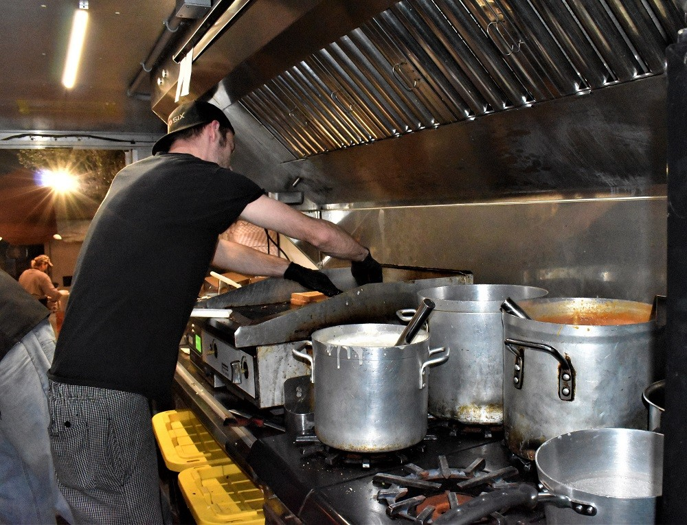 Food Truck OBX / Soup and Sandwich Menu