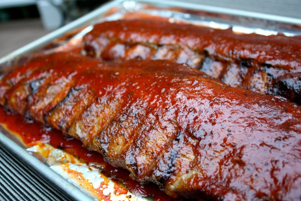 Baby Back Ribs Catering Platter
