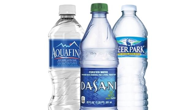 Bottled Water Catering Beverages