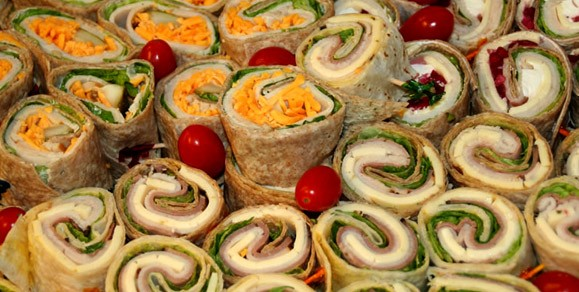 Outer Banks Catering Wrap Party Platter
