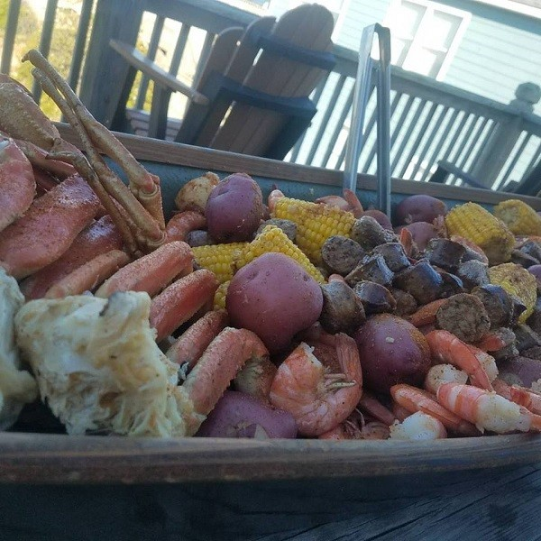 Clam Bakes on the Outer Banks by Ten O Six Catering