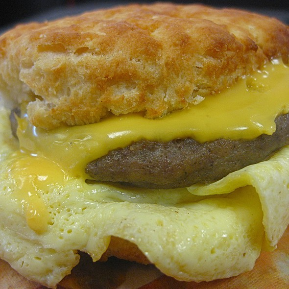 Deluxe Breakfast Sandwiches