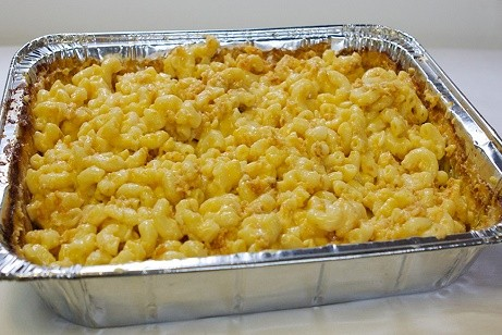 Macaroni and Cheese Outer Banks Catering Platter