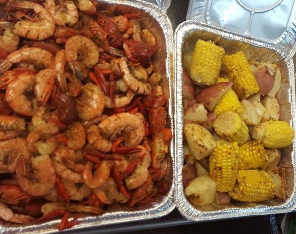 Outer Banks Seafood Shrimp Boil