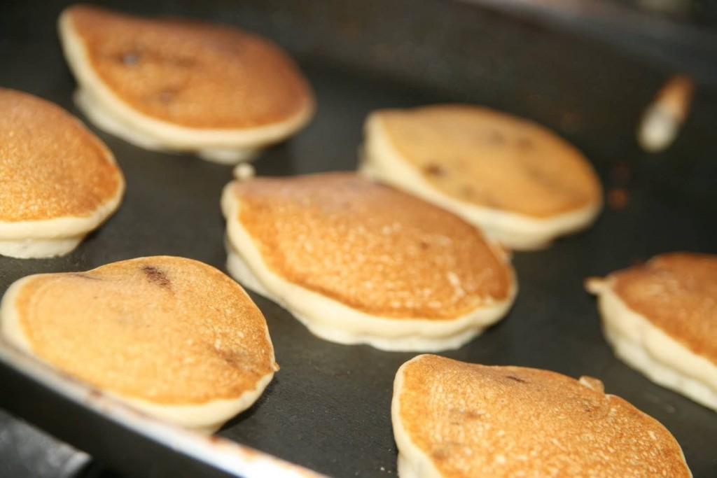 Outer Banks Pancake Breakfast Catering Menu