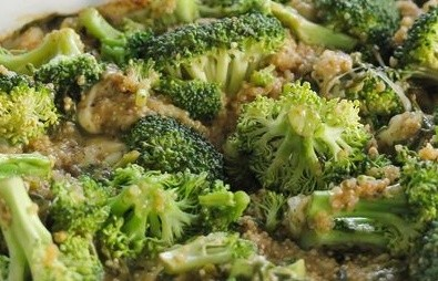 Outer Banks Catering Vegan Meals / Spinach Broccoli Quinoa Casserole