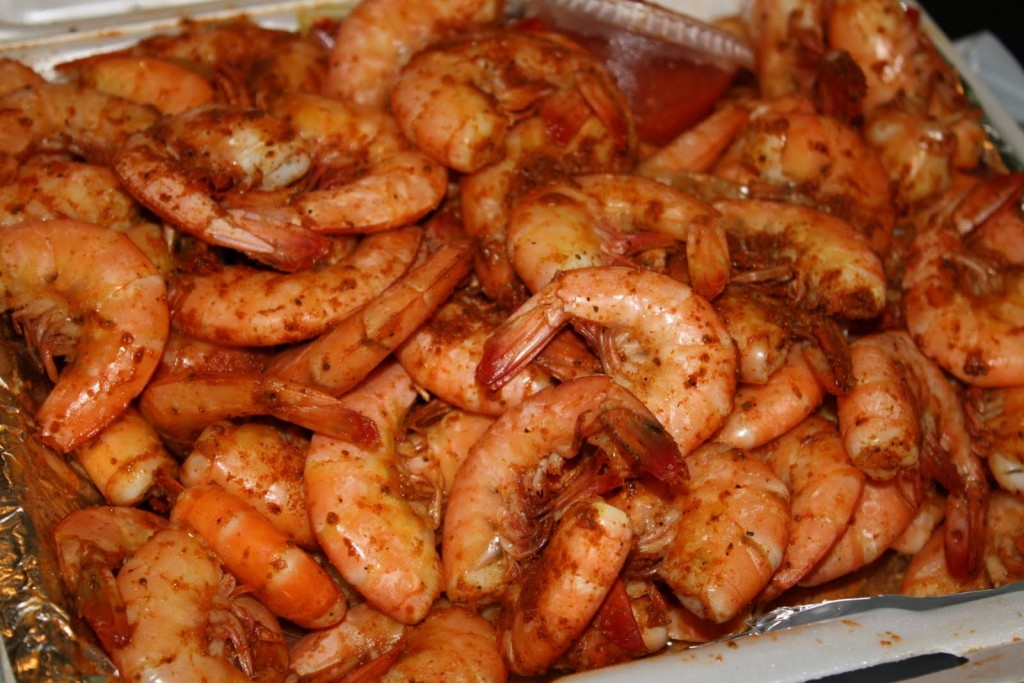 Get Your Steamed Shrimp at Ten O Six Beach Road Bistro