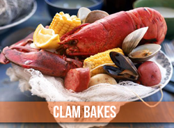Outer Banks Clam Bakes