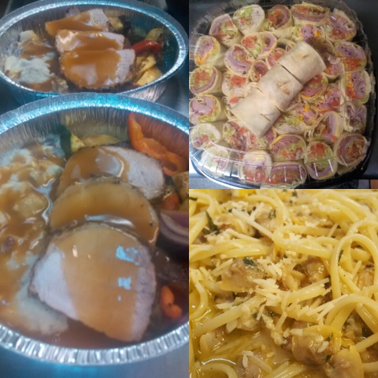 OBX Catered Meal Delivery / Prepared Catering Meal Service