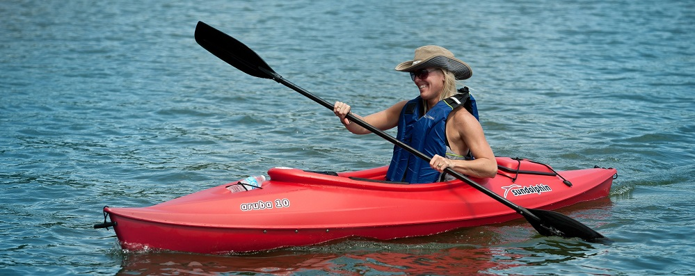 Kayaking on your Corporate Retreat