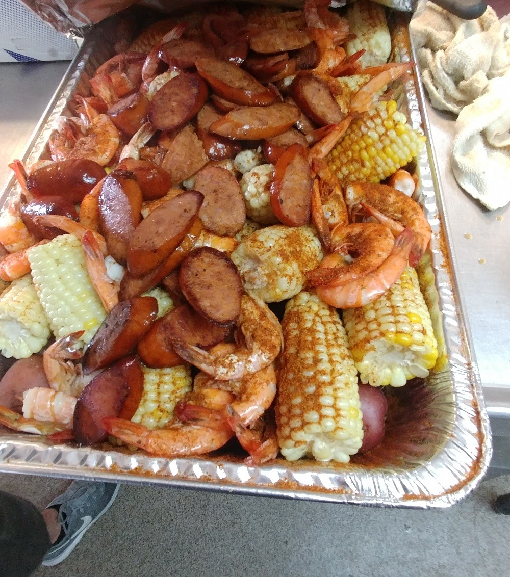 Local Outer Banks Shrimp Boil / Pickup